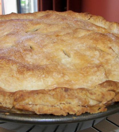 My Dad's Pie Crust