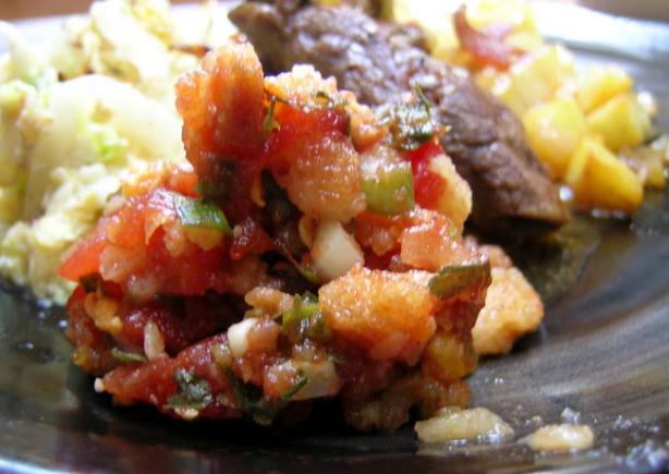 Deep South Tomato Casserole!
