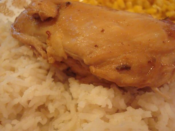 Basque Chicken Yassa