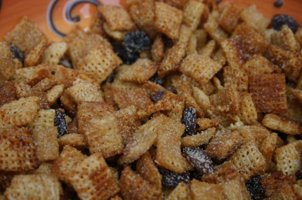 Cinnamon & Spice Trail Mix