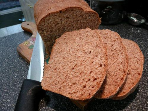 Norwegian Kneip Bread