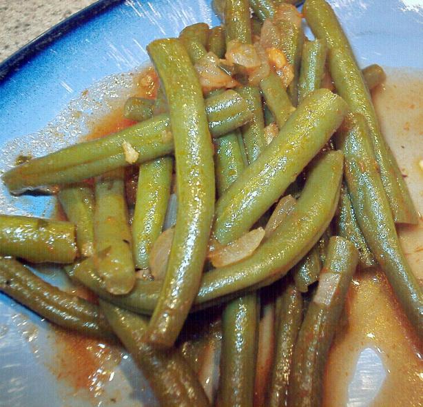 Green Beans Hellinika