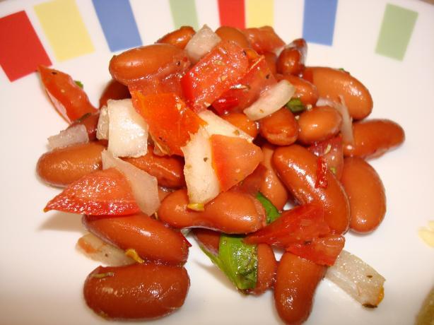 Uruguayan Bean Salad