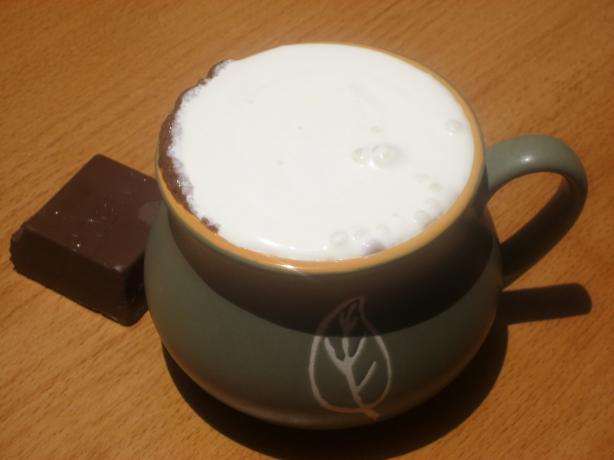 Viennese Hot Chocolate