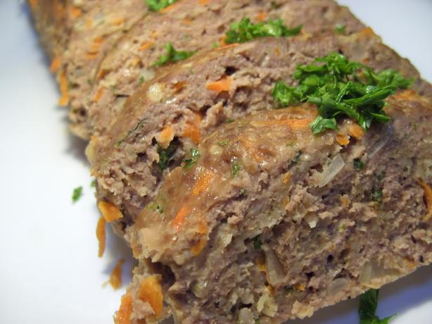 Candace's Meatloaf