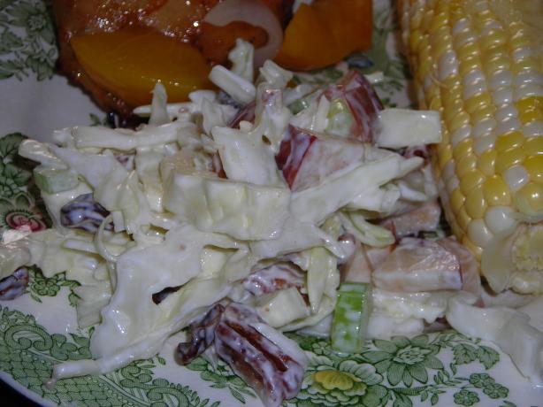 Smokin Waldorf Salad