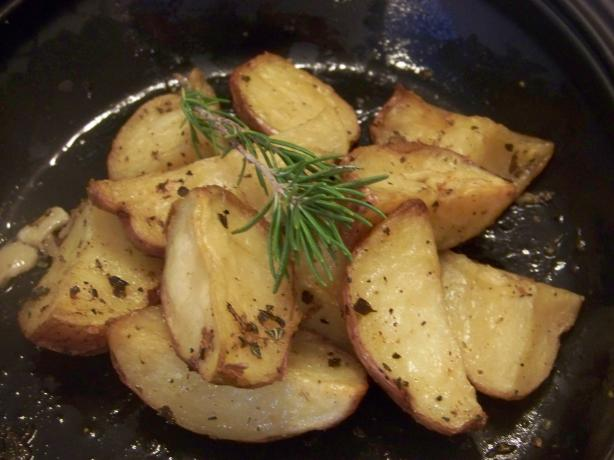 Grecian Potatoes
