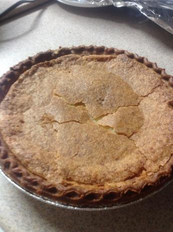 Almost Grannie's Buttermilk Pie