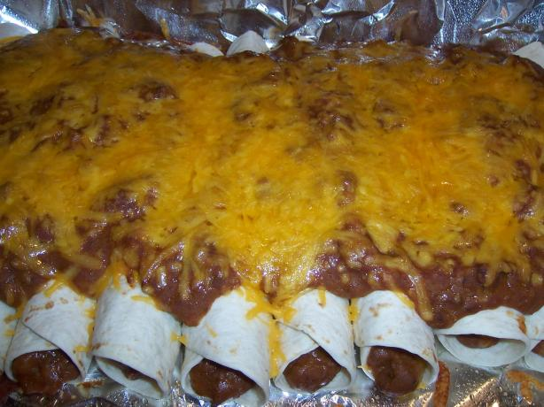 15 - Minute Easy Enchiladas