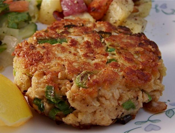 Mikey's Salmon Patties
