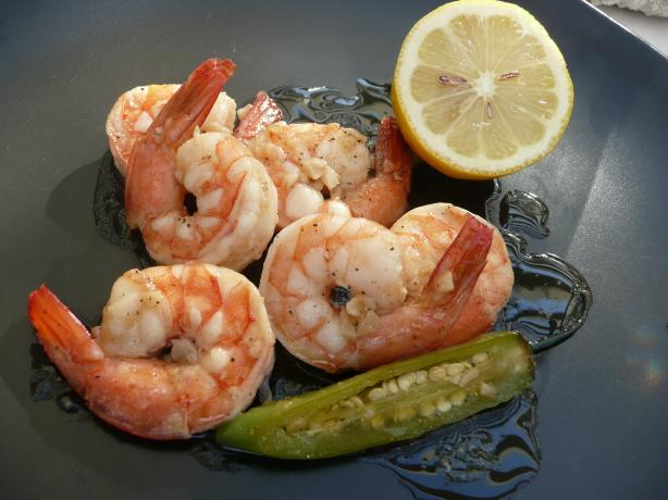 Shrimp Al Ajillo