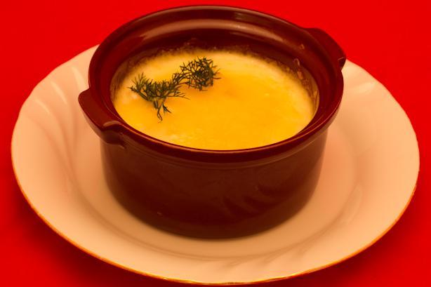 Corn in Creamy Dill Sauce