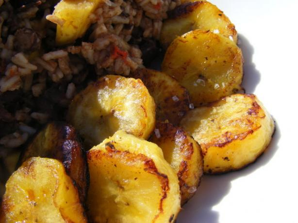 Platanos Fritos (Sauteed Plantains)