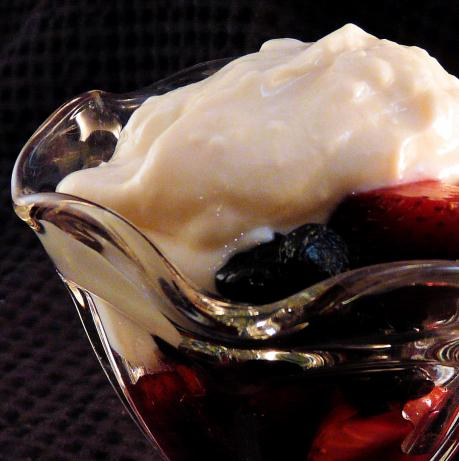 Mixed Berry Romanov