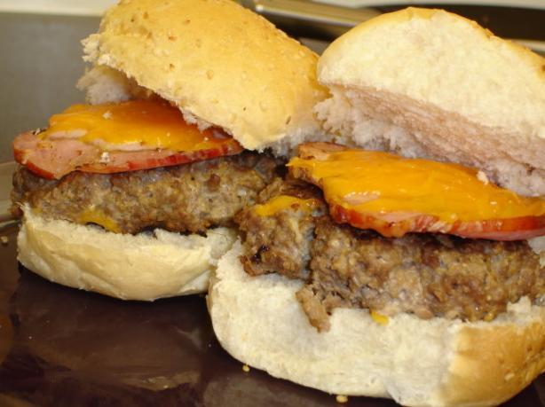 Banquet Burgers