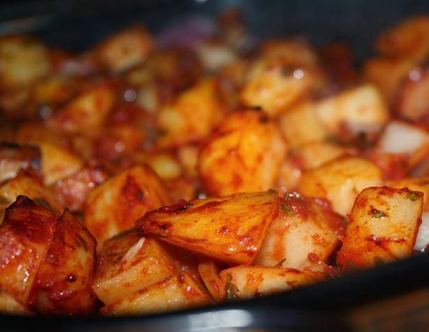 Armenian Potatoes