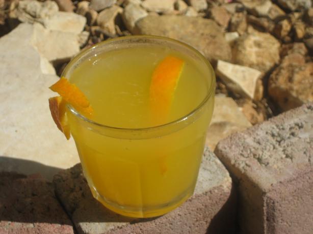 Romanian Orangeade