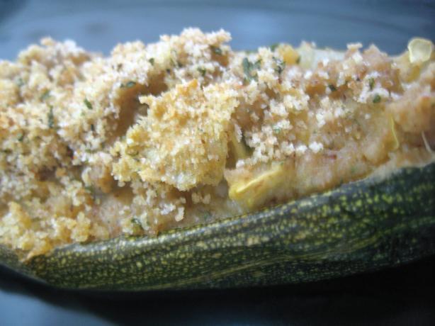 Stuffed Zucchini (Zapallitos Rellenos)