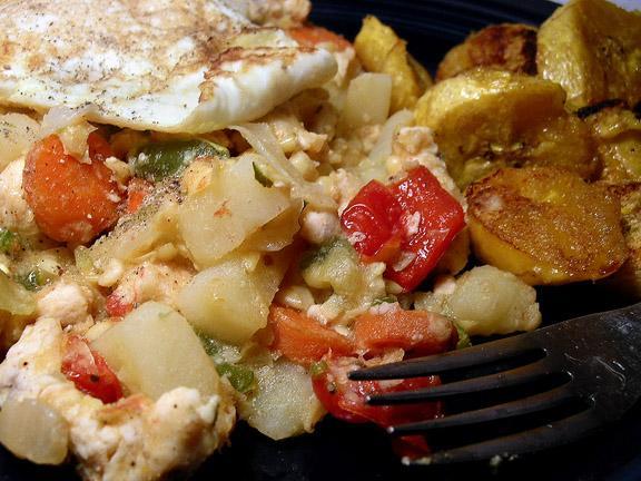 Charquican- Chilean Stew
