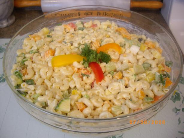 Macaroni Salad Your Way