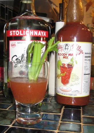 Bloody Martini