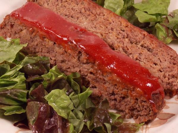 Piquant Meatloaf
