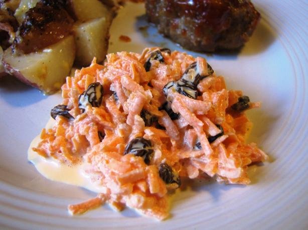 Carrot Salad for Dieters