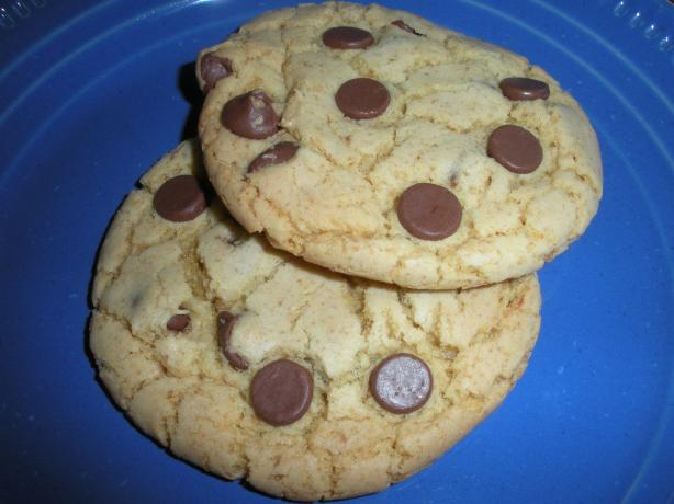 Kathy's Cake Mix Cookies
