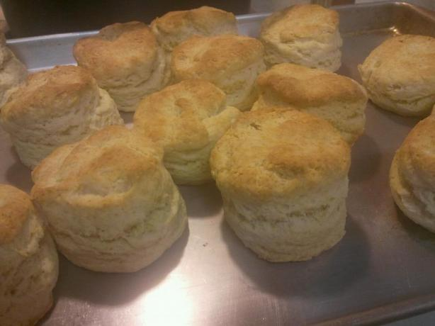 Homestyle Biscuits