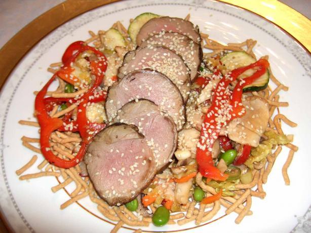 Szechuan Dinner Salad
