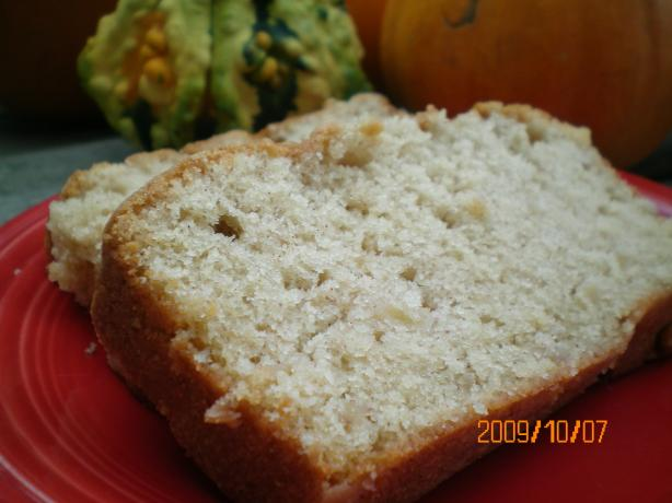 Apple Buttermilk Loaves