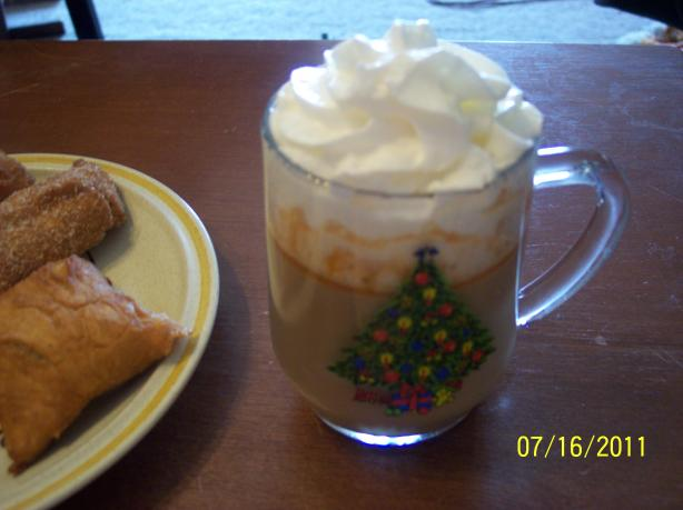 Coffee With a Butterscotch Twist