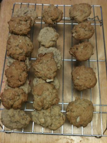 Carol's Oatmeal Cookies