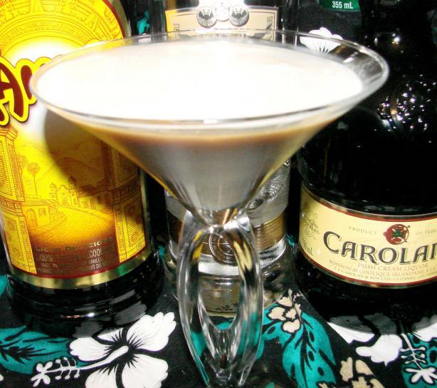 Mudslide Martini