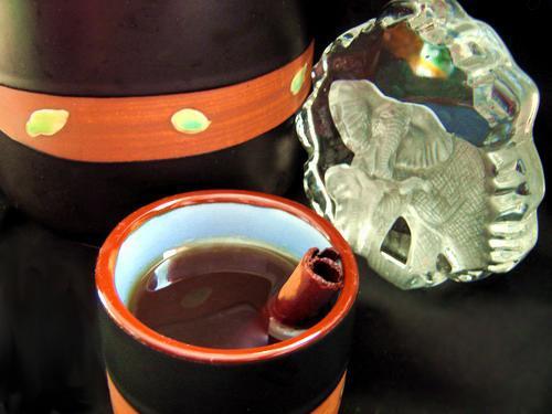 Sudanese Cinnamon Tea.