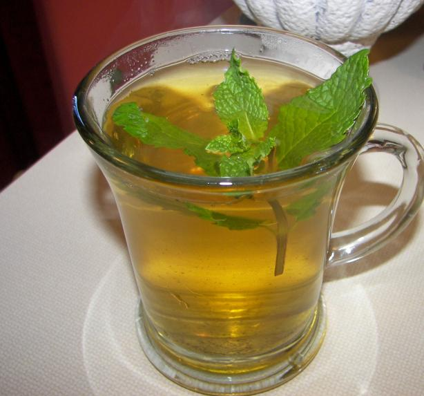 Mint Tea from Morocco