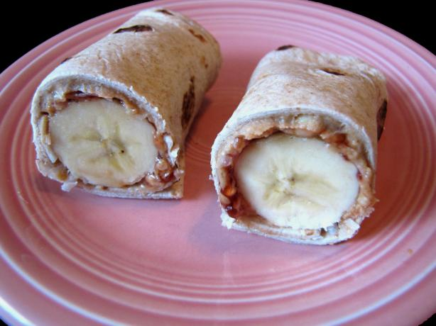 Banana Burrito (Ww)
