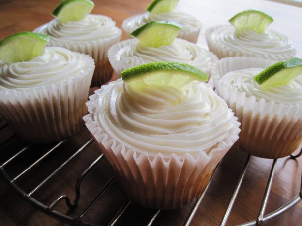 Mucho Margarita Cupcakes (Vegan)