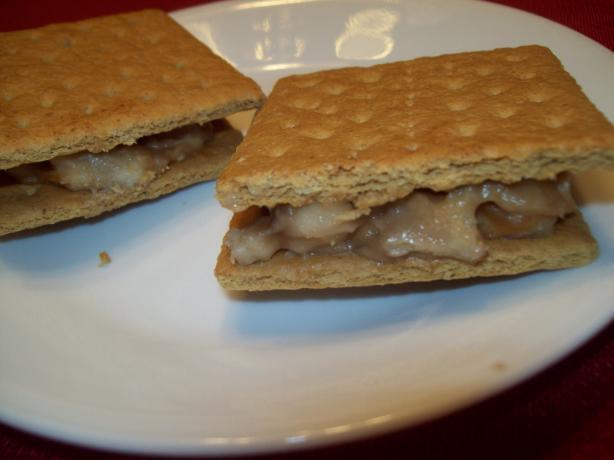 Frozen Graham Cracker Treats