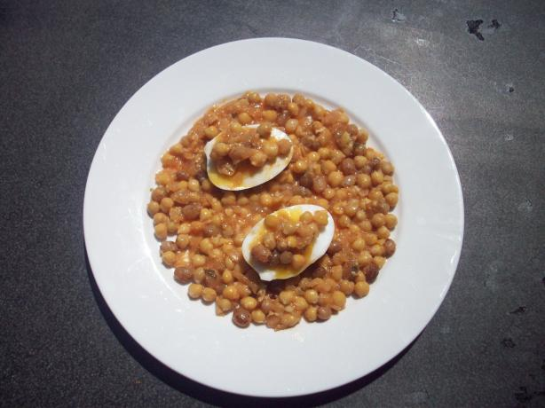 Catalan Chickpeas