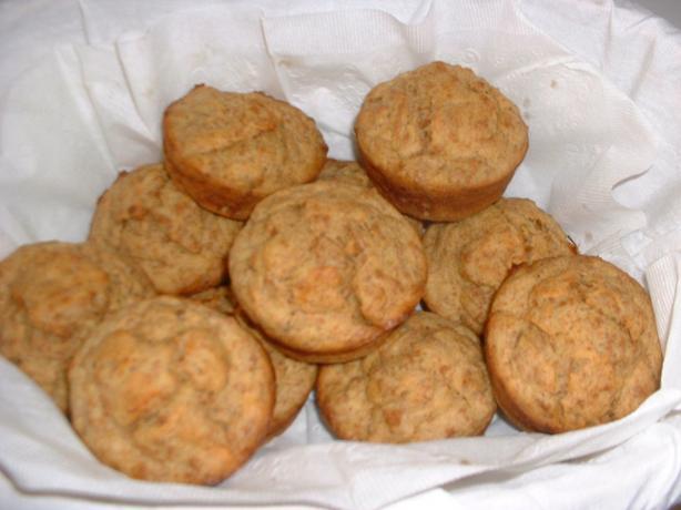 Branana Muffins