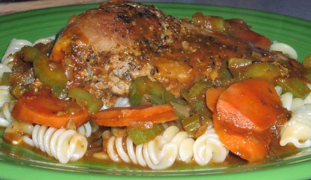 Lite Chicken Tarragon