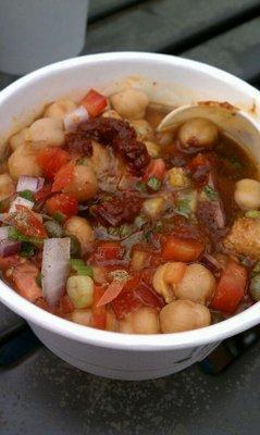 Leblebi - Tunisian Chickpea Soup