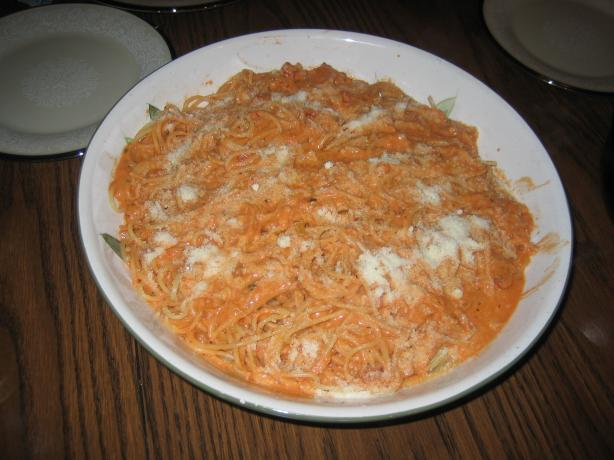 Palomino Sauce (Served over Pasta)