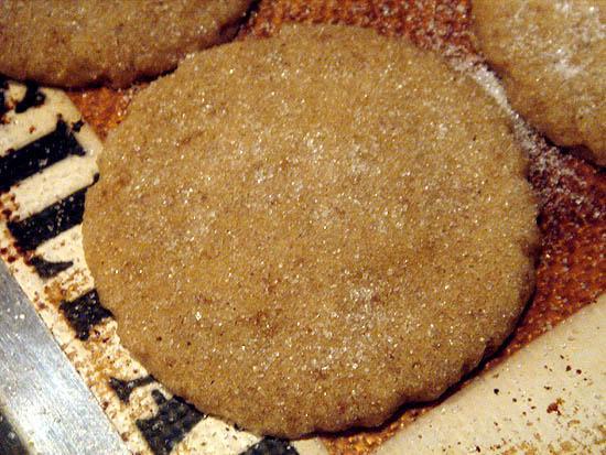 Pecan Rounds - Cookies