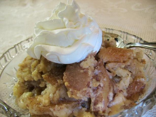 Crock Pot Apple Pie