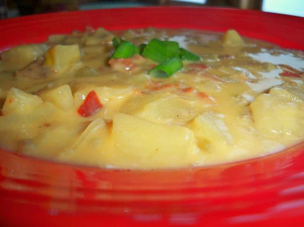 Killer Potato Soup