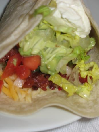 Chori-Queso or Choriqueso Tacos