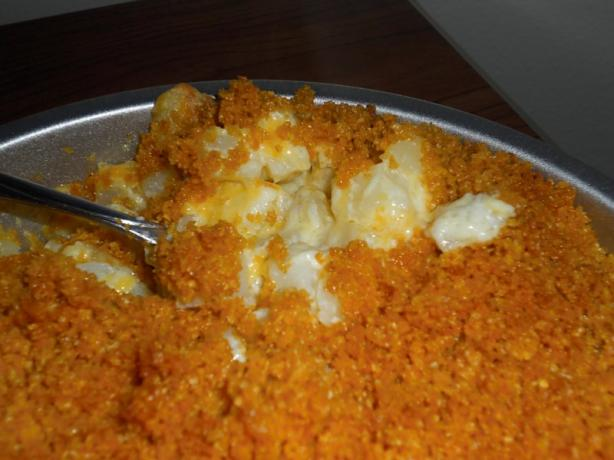 Cheddar Potato Casserole Bake