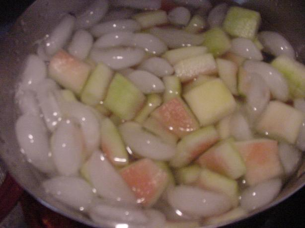 Fantabulously Easy Yummy Crispy Watermelon Pickles